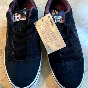 Brand New Skateboarding All Star Suede Converse